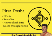 Do these remedies to get rid of Pitra dosha   Causes, Problems and solution By Guru Manish Sai